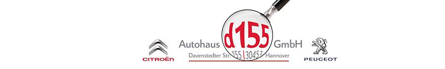 Autohaus d155 Logo